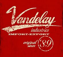 Vandelay Industries by Remus Brailoiu