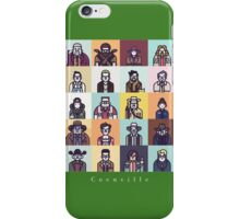 Coenville (w/ white lettering) iPhone Case/Skin