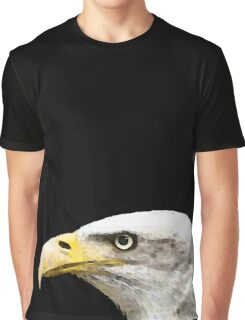 Bald Eagle by Sharon Cummings Graphic T-Shirt