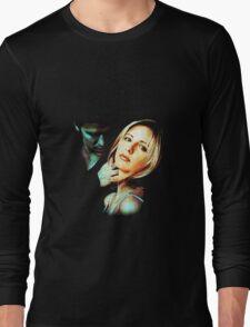 Buffy & Angel Long Sleeve T-Shirt