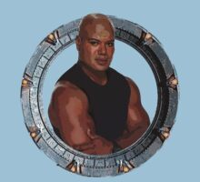 Teal'C by cirdec