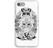 Rock of Ages Lines iPhone Case/Skin