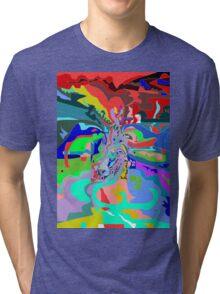 Adventures in mind Reversi Tri-blend T-Shirt