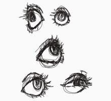 Eye Cluster by brightshrew