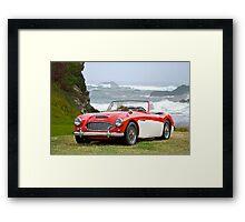 1966 Austin-Healy 3000 Framed Print