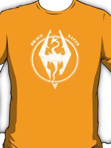 Skyrim   Draco natus T-Shirt