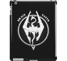 Skyrim | Draco natus iPad Case/Skin