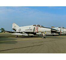 McDonnell F-4E Phantom II 66-0370 Photographic Print