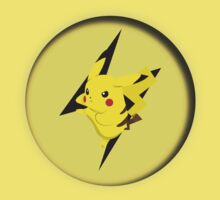 Pikachu-ELECTRIC TYPE REVISITED by Duckster18