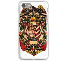 Spitshading 001 iPhone Case/Skin