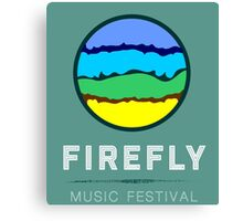 FIREFLY 2016 Canvas Print
