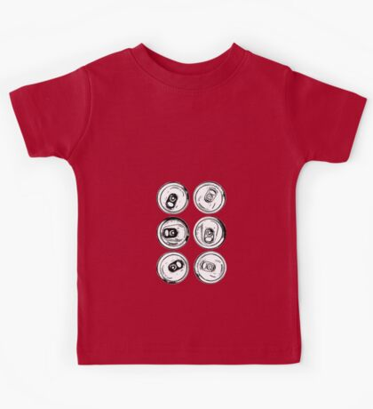 Yes, I have a sixpack. Kids Tee