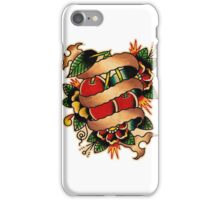 Spitshading 009 iPhone Case/Skin