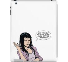 Kate Bishop iPad Case/Skin