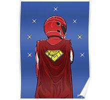 Michael Schumacher - #SupermanDay Tribute Poster