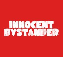 Innocent bystander One Piece - Short Sleeve