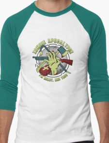 Zombie Apocalypse - I'm ready. Are you? Men's Baseball ¾ T-Shirt
