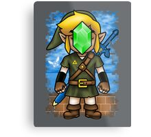 Son of Hyrule Metal Print