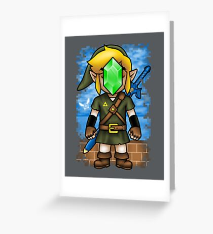 Son of Hyrule Greeting Card