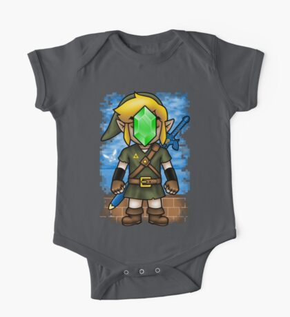 Son of Hyrule One Piece - Short Sleeve