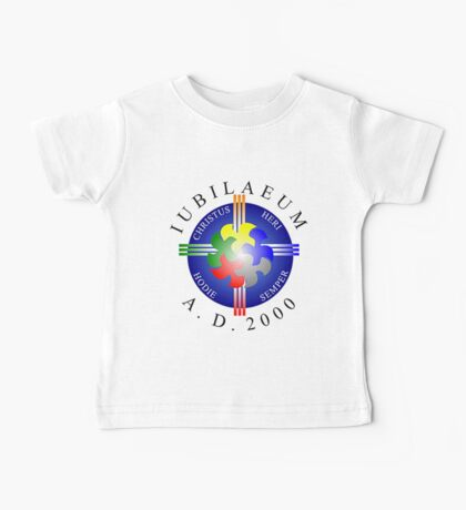 Great Catholic Jubilee 2000 Baby Tee