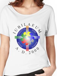 Great Catholic Jubilee 2000 Women's Relaxed Fit T-Shirt
