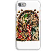 Spitshading 029 iPhone Case/Skin