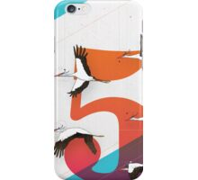 5Birds iPhone Case/Skin