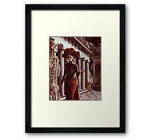 Bauhaus - Dark Entries Framed Print