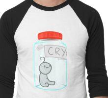 Cry in a Jar Men's Baseball ¾ T-Shirt
