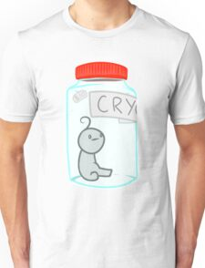 Cry in a Jar Unisex T-Shirt