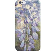 Drops of Wisteria iPhone Case/Skin