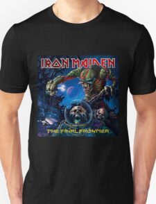 IRON MAIDEN FINAL FRONTIER Unisex T-Shirt