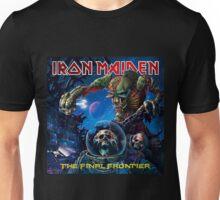 IRON MAIDEN FINAL FRONTIER Unisex T-Shirt