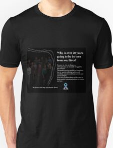 Schizophrenia awareness T-Shirt