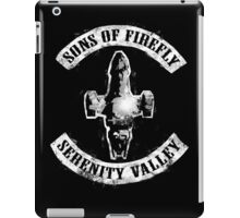 Sons of Firefly iPad Case/Skin
