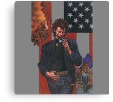 Jesse Custer Canvas Print