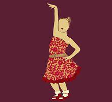 Children Dancing 2 Womens Fitted T-Shirt
