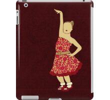 Children Dancing 2 iPad Case/Skin