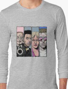 Preacher characters Long Sleeve T-Shirt