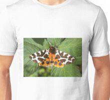 Garden Tiger Moth Photo Unisex T-Shirt