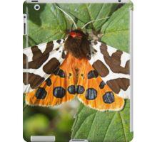 Garden Tiger Moth Photo iPad Case/Skin