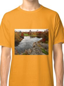 Central Park Water color Classic T-Shirt