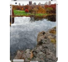 Central Park Water color iPad Case/Skin