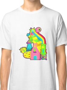 That moment when you are seeing too much colours Classic T-Shirt