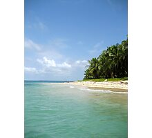 Island in Panama Photographic Print
