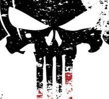 Mandalorian Punisher Sticker