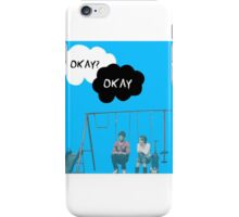 Okay?Okay Swing Set Tfios Case iPhone Case/Skin