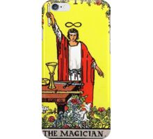 The Magician Tarot Card  iPhone Case/Skin