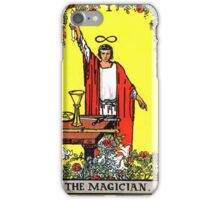 The Magician Tarot Card  iPhone Case/Skin